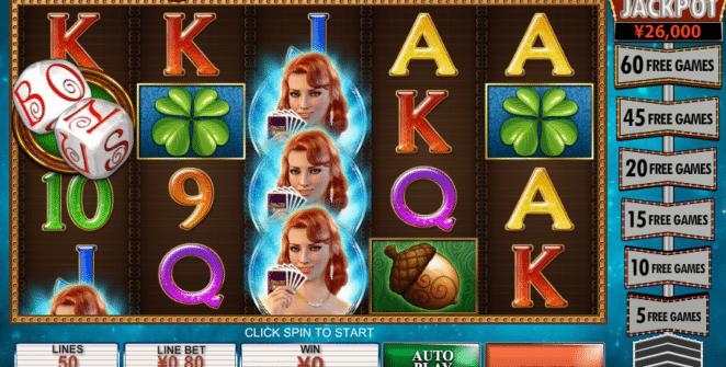 Streak of Luck Free Online Slot