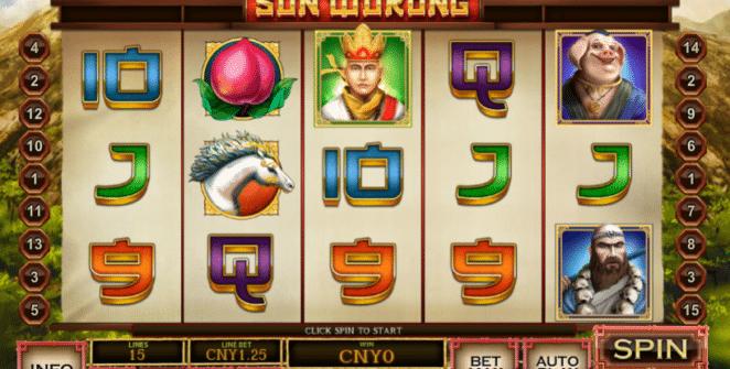 Slot Machine Sun Wukong Online Free