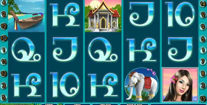 Free Slot Online Thai Paradise