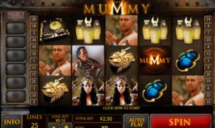 The Mummy Free Online Slot