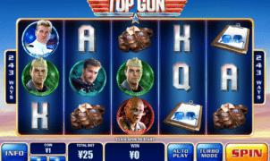 Slot Machine Top Gun Online Free