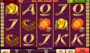 Wu Long Jackpot Free Online Slot