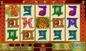 Free Zhao Cai Jin Bao Slot Online