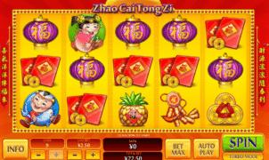Zhao Cai Tong Zi Free Online Slot