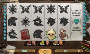 Slot Machine Book of Tattoo Online Free