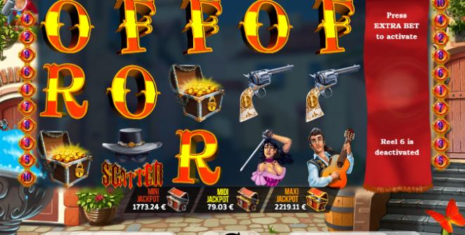 Slot Machine Forro Online Free