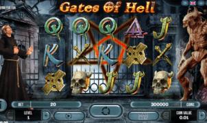 Slot Machine Gates of Hell Online Free