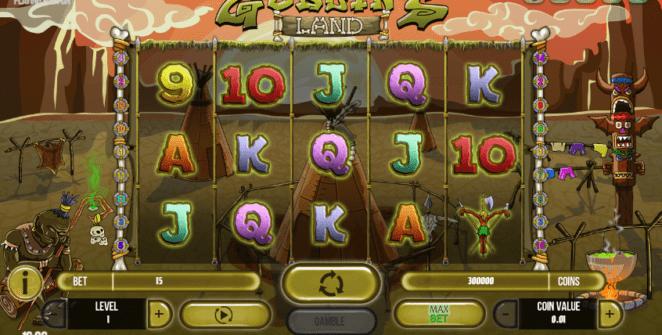 Goblins Land Free Online Slot