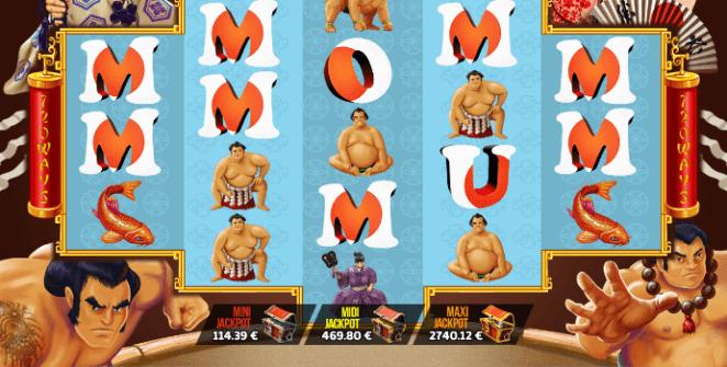 Free Slot Online Grand Sumo