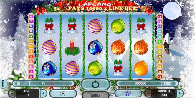 Free Slot Online Lapland
