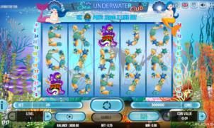 Free Sea Underwater Club Slot Online