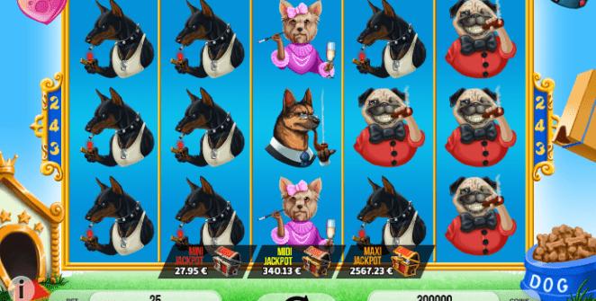 Free Smoking Dogs Slot Online