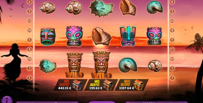 Free Slot Online Sunset