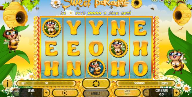 Free Slot Online Sweet Paradise
