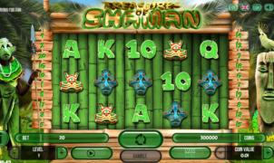 Free Treasure of Shaman Slot Online