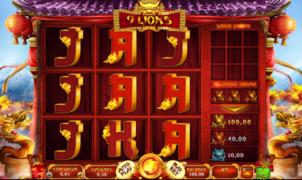 Free Slot Online 9 Lions