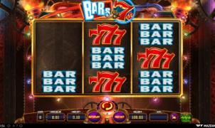 Slot Machine Bars and 7s Online Free