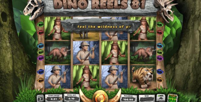 Free Slot Online Dino Reels 81
