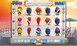 Fruits Go Bananas Free Online Slot
