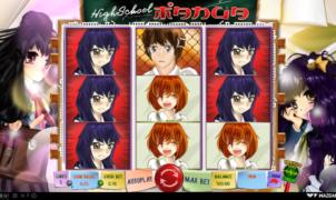 Free Slot Online Highschool Manga