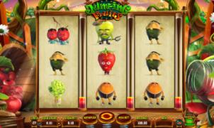 Slot Machine Jumping Fruits Online Free