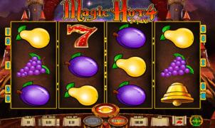 Slot Machine Magic Hot 4 Deluxe Online Free