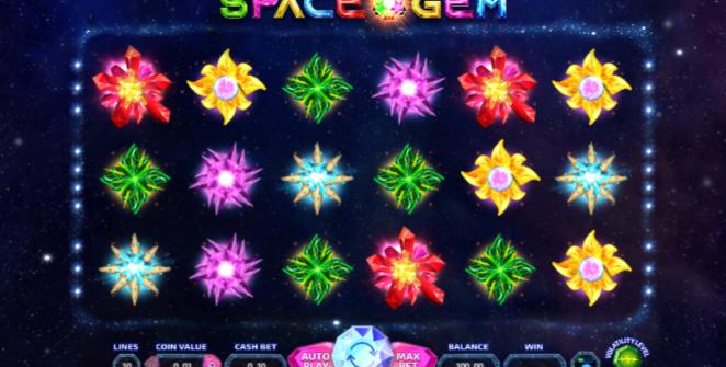 Free Slot Online Space Gem
