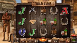 Wild Guns Free Online Slot