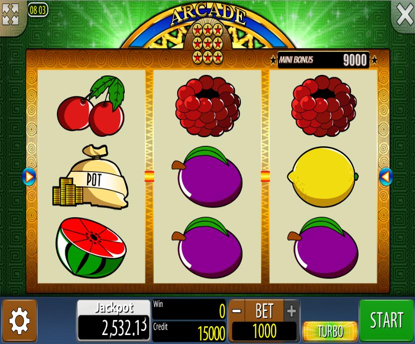 Arcade Slot Machine Online ᐈ Wazdan™ Casino Slots