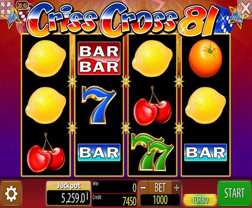 Criss Cross 81 Slot Machine Online ᐈ Wazdan™ Casino Slots