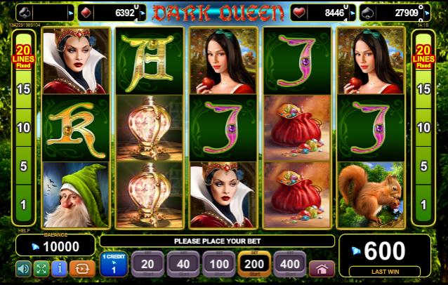 free online slot spiele queen