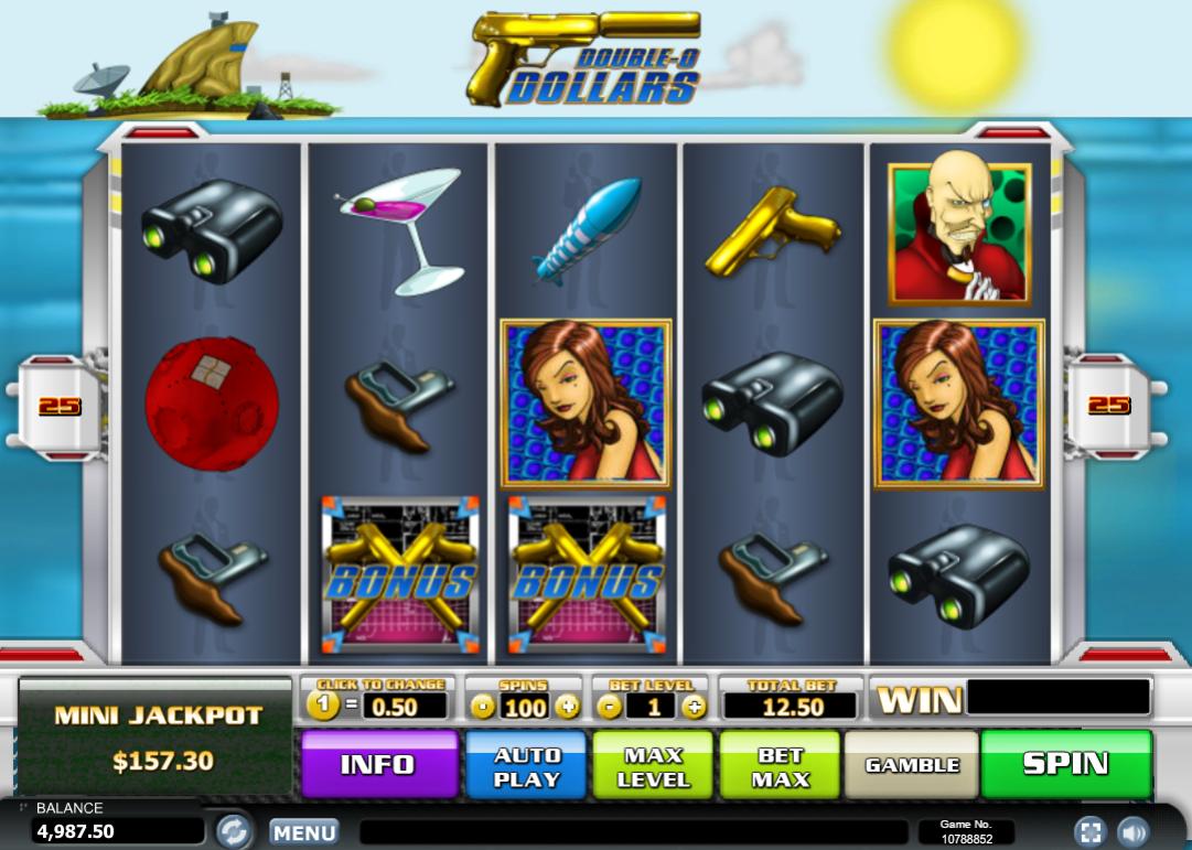 Spiele Double O Dollars - Video Slots Online