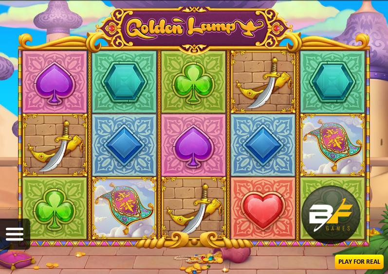 Golden Lamp Slot Machine Online ᐈ BF Games™ Casino Slots