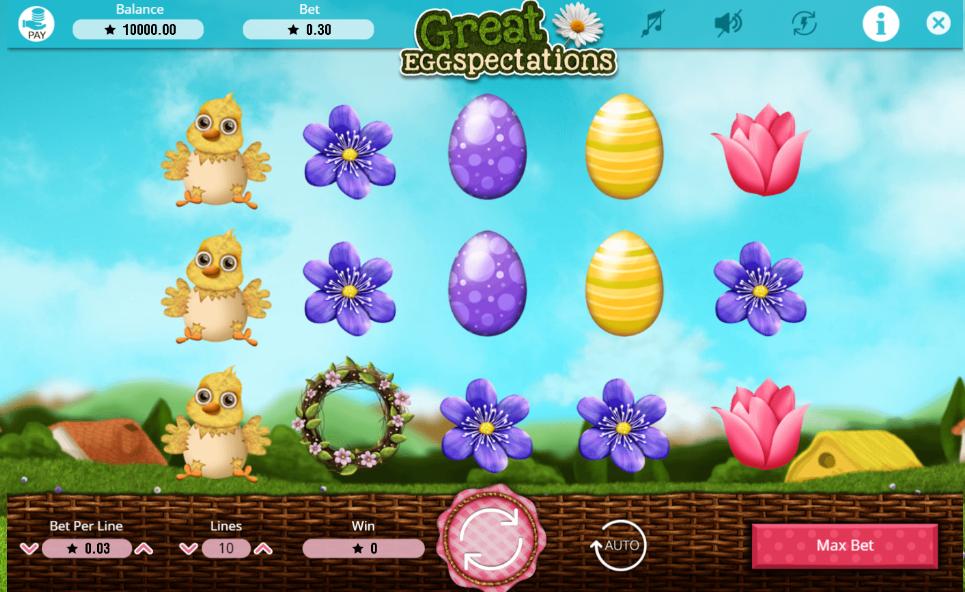 Great Eggspectations Slot Machine Online ᐈ Booming Games™ Casino Slots