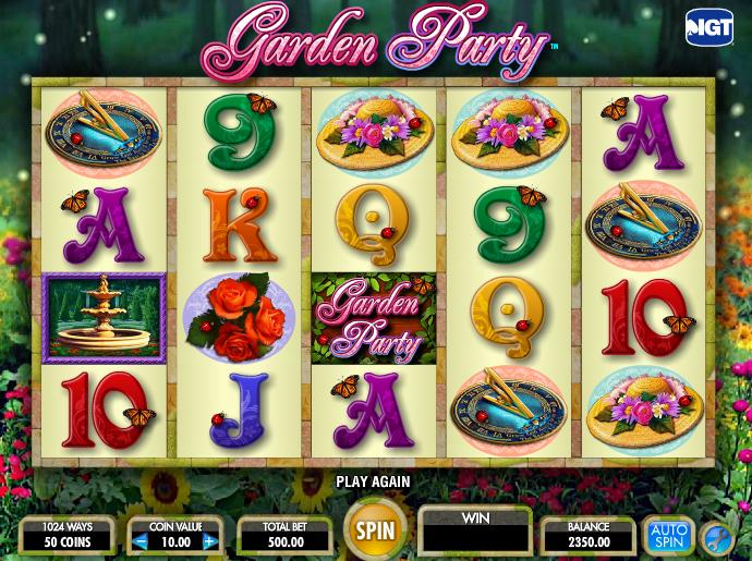 free online slots machine garden spiele