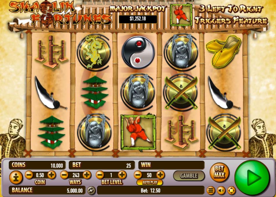Shaolin Fortunes 100 Slot Machine Online ᐈ Habanero™ Casino Slots