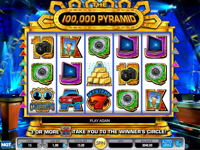 100 Line Slots