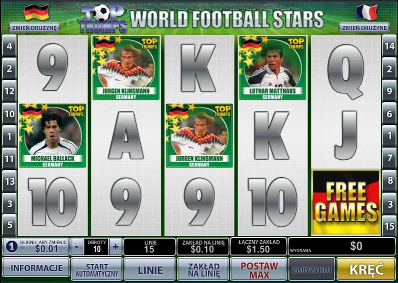 World Football Stars